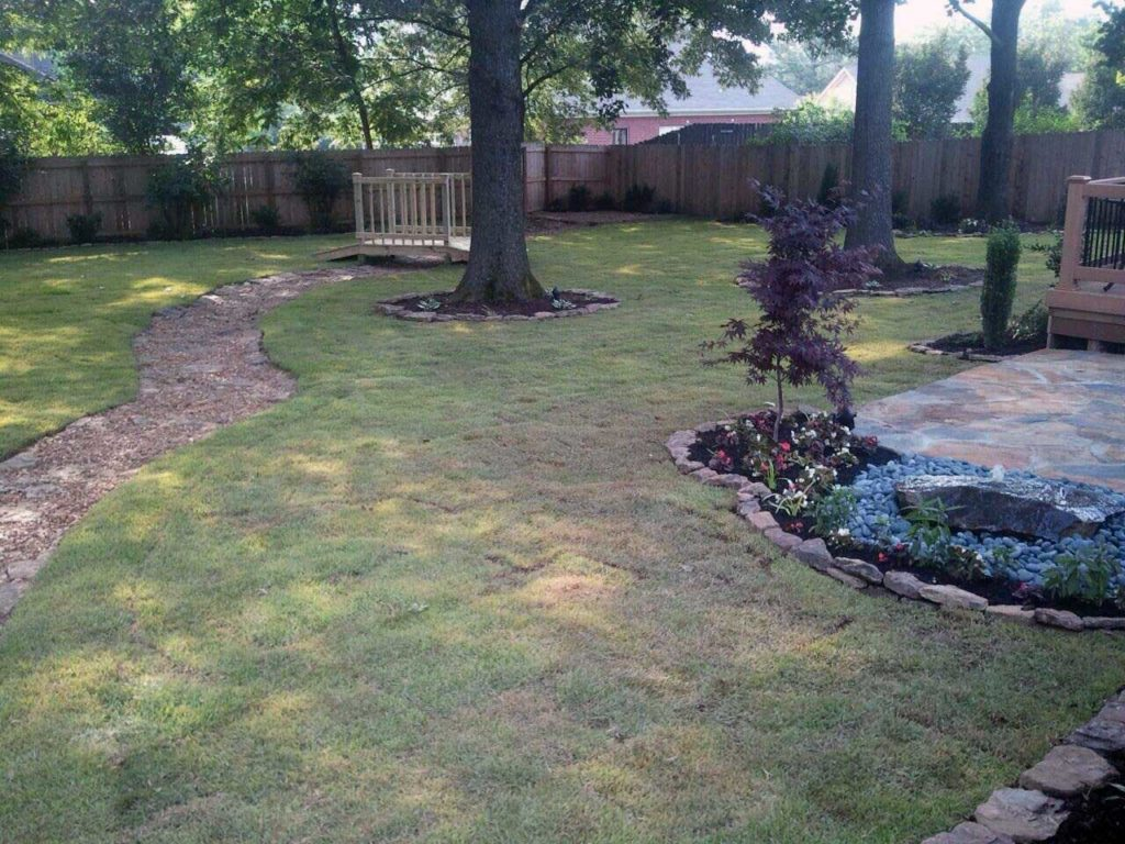 lawn and yard services d u0026 g contacting landscaping and design
